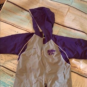 KSU wildcats jacket and wind pants set